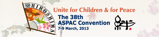The 38th Kiwanis ASPAC Convention 2013 Hiroshima, Japan